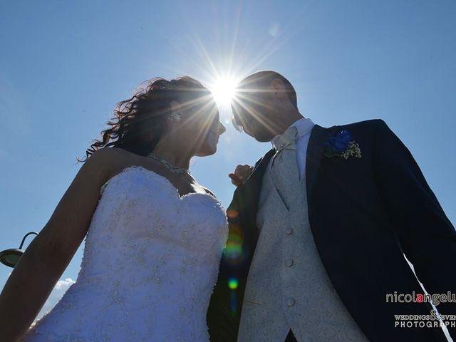 Il matrimonio di Ilaria e Giuseppe a San Salvo, Chieti 15