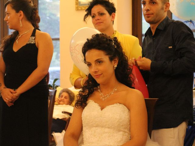 Il matrimonio di Ilaria e Giuseppe a San Salvo, Chieti 54