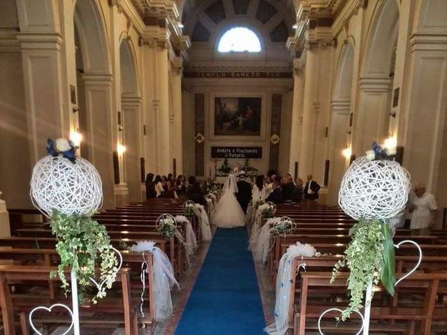 Il matrimonio di Ilaria e Giuseppe a San Salvo, Chieti 78