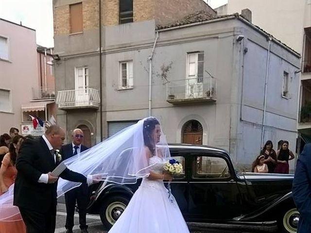 Il matrimonio di Ilaria e Giuseppe a San Salvo, Chieti 81