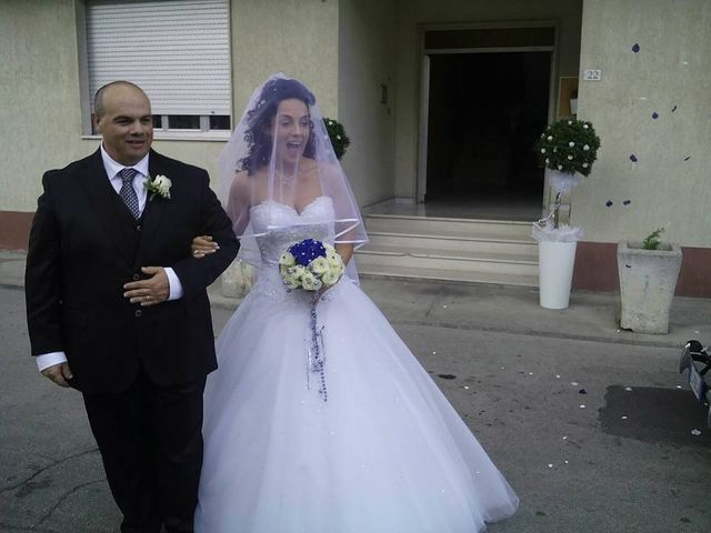 Il matrimonio di Ilaria e Giuseppe a San Salvo, Chieti 88