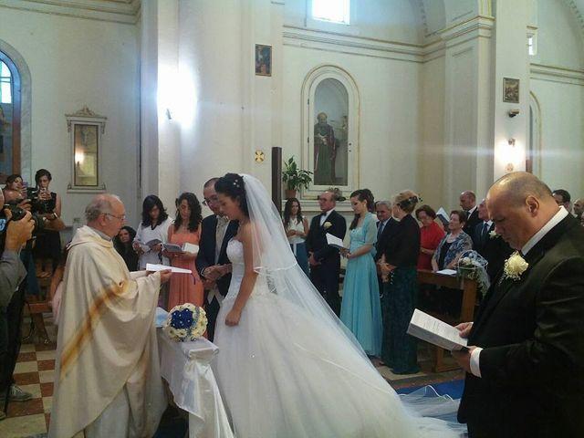 Il matrimonio di Ilaria e Giuseppe a San Salvo, Chieti 93