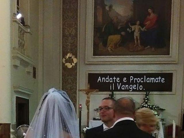 Il matrimonio di Ilaria e Giuseppe a San Salvo, Chieti 108