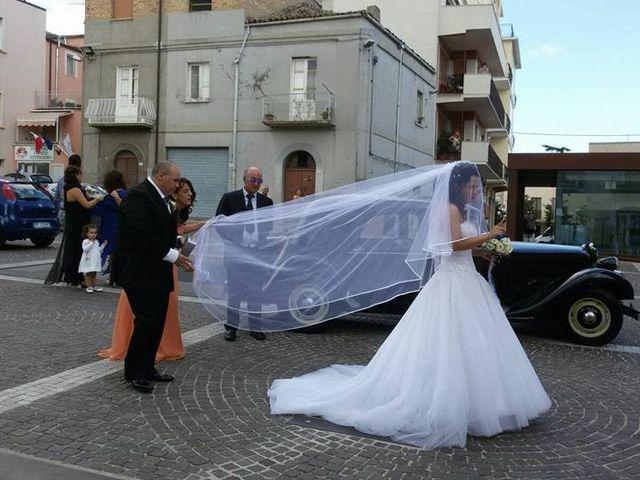 Il matrimonio di Ilaria e Giuseppe a San Salvo, Chieti 113