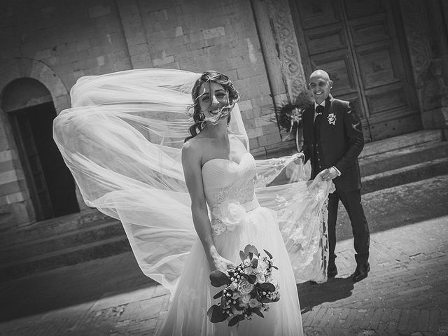 Il matrimonio di Ivan e Sara a Torgiano, Perugia 23