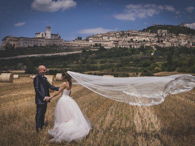 Il matrimonio di Ivan e Sara a Torgiano, Perugia 34