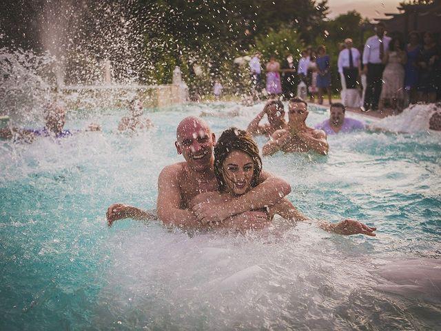 Il matrimonio di Ivan e Sara a Torgiano, Perugia 45