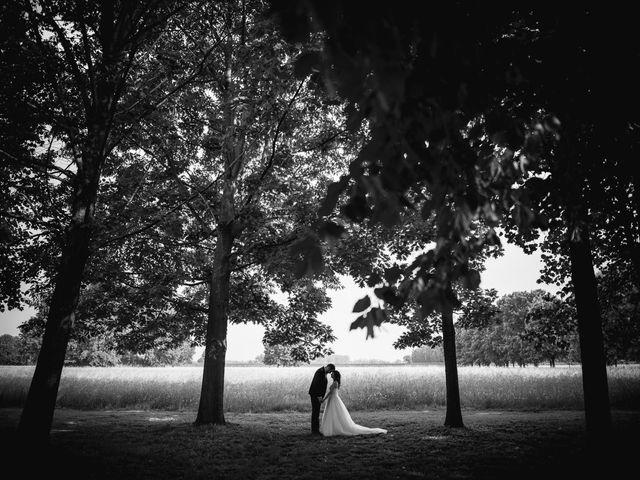 Le nozze di Jessica e Fulvio