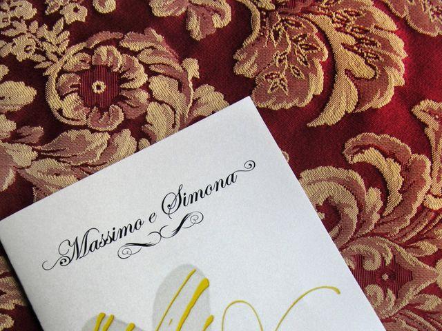 Il matrimonio di Massimo e Simona a San Casciano in Val di Pesa, Firenze 3