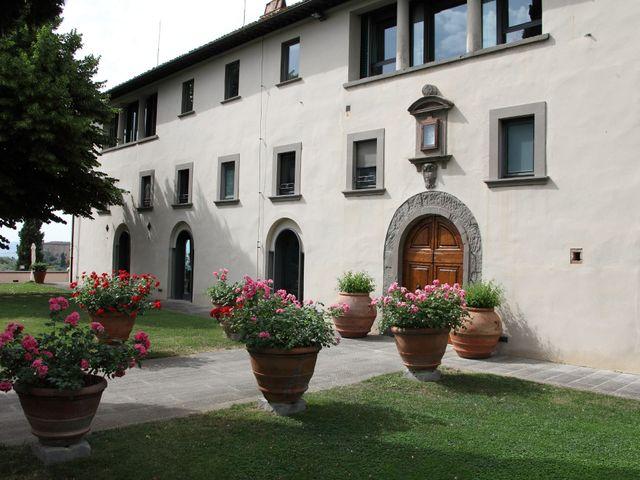 Il matrimonio di Massimo e Simona a San Casciano in Val di Pesa, Firenze 5