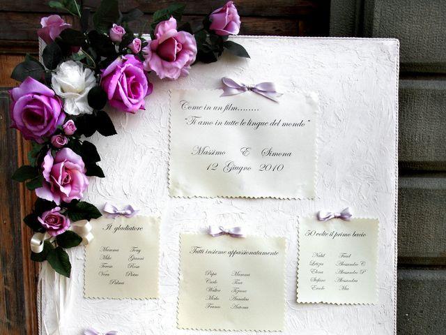 Il matrimonio di Massimo e Simona a San Casciano in Val di Pesa, Firenze 6