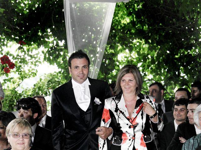 Il matrimonio di Massimo e Simona a San Casciano in Val di Pesa, Firenze 13
