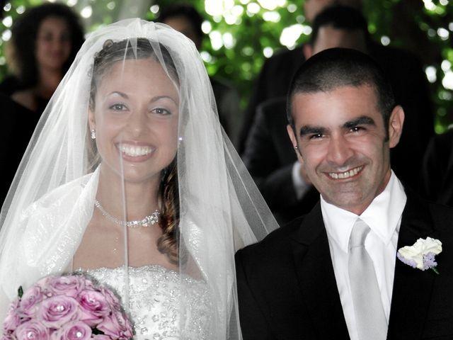 Il matrimonio di Massimo e Simona a San Casciano in Val di Pesa, Firenze 17