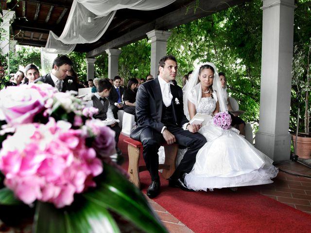 Il matrimonio di Massimo e Simona a San Casciano in Val di Pesa, Firenze 19