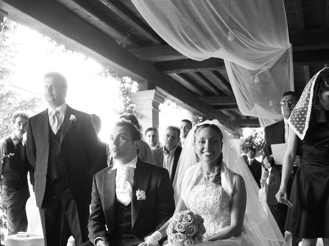 Il matrimonio di Massimo e Simona a San Casciano in Val di Pesa, Firenze 22