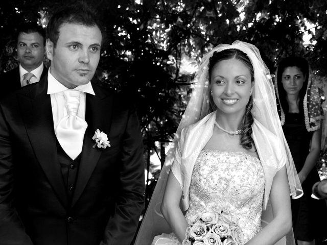 Il matrimonio di Massimo e Simona a San Casciano in Val di Pesa, Firenze 33