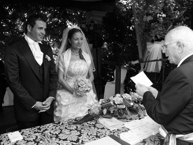 Il matrimonio di Massimo e Simona a San Casciano in Val di Pesa, Firenze 34
