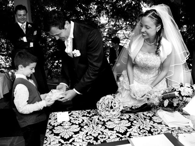Il matrimonio di Massimo e Simona a San Casciano in Val di Pesa, Firenze 35
