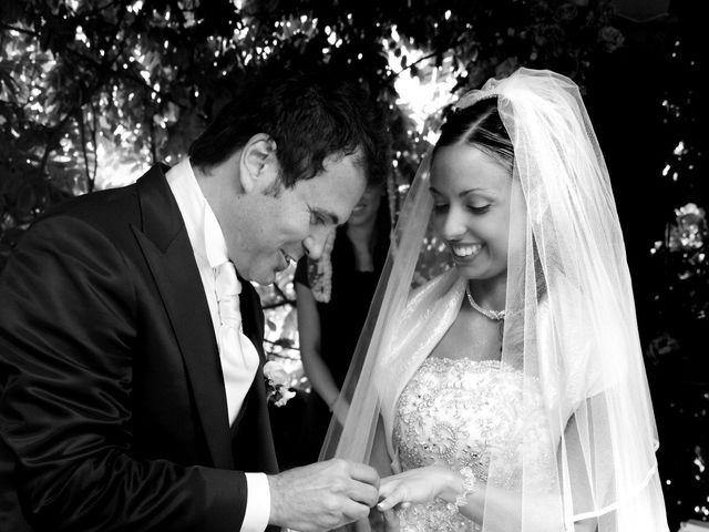 Il matrimonio di Massimo e Simona a San Casciano in Val di Pesa, Firenze 37