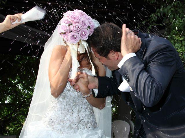 Il matrimonio di Massimo e Simona a San Casciano in Val di Pesa, Firenze 39