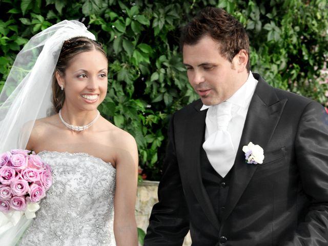 Il matrimonio di Massimo e Simona a San Casciano in Val di Pesa, Firenze 41