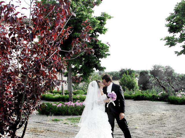 Il matrimonio di Massimo e Simona a San Casciano in Val di Pesa, Firenze 42