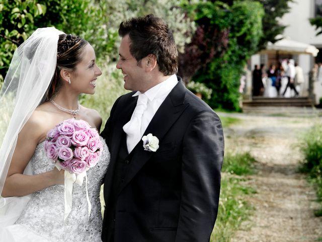 Il matrimonio di Massimo e Simona a San Casciano in Val di Pesa, Firenze 43