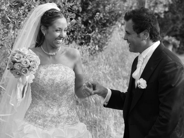 Il matrimonio di Massimo e Simona a San Casciano in Val di Pesa, Firenze 44