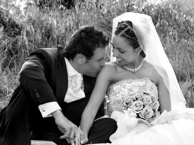 Il matrimonio di Massimo e Simona a San Casciano in Val di Pesa, Firenze 47