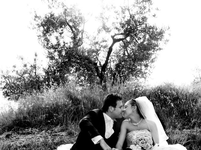 Il matrimonio di Massimo e Simona a San Casciano in Val di Pesa, Firenze 49