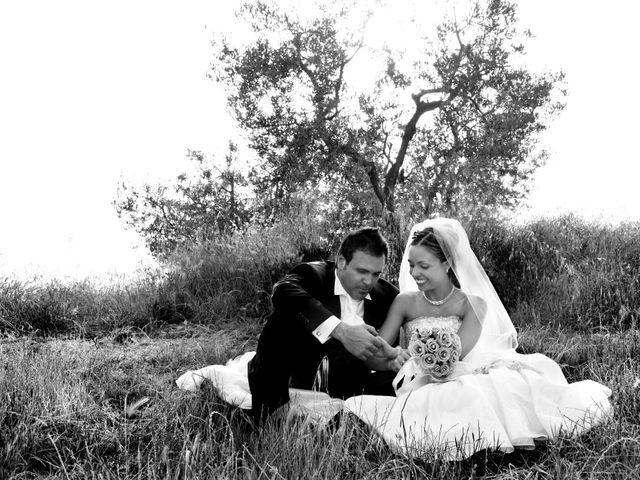 Il matrimonio di Massimo e Simona a San Casciano in Val di Pesa, Firenze 50