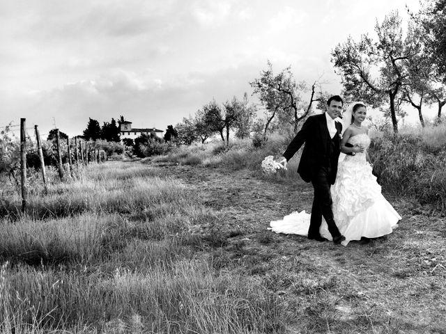 Il matrimonio di Massimo e Simona a San Casciano in Val di Pesa, Firenze 51