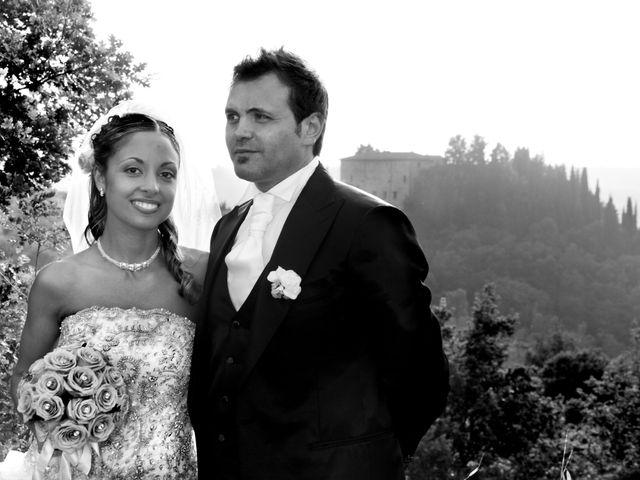 Il matrimonio di Massimo e Simona a San Casciano in Val di Pesa, Firenze 54