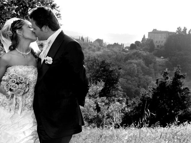 Il matrimonio di Massimo e Simona a San Casciano in Val di Pesa, Firenze 55