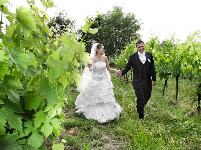 Il matrimonio di Massimo e Simona a San Casciano in Val di Pesa, Firenze 1