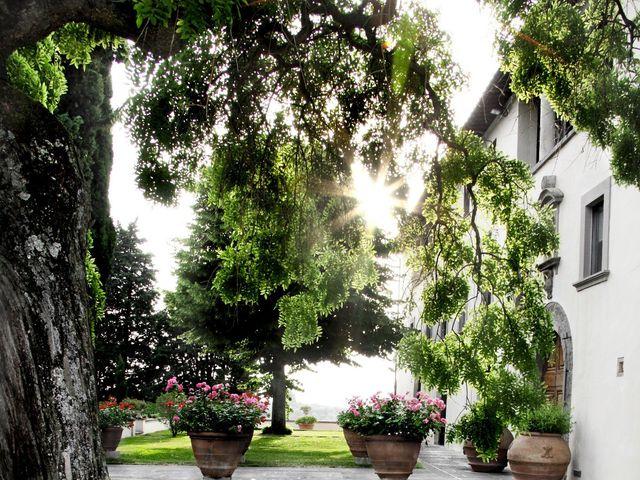 Il matrimonio di Massimo e Simona a San Casciano in Val di Pesa, Firenze 2