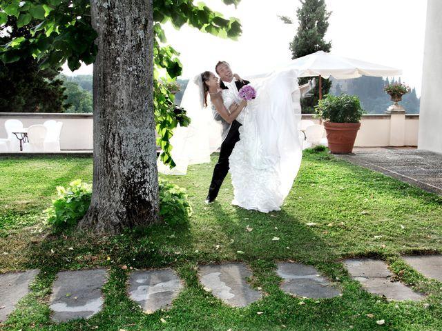 Il matrimonio di Massimo e Simona a San Casciano in Val di Pesa, Firenze 58