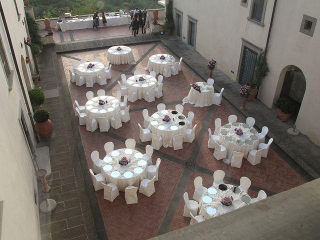 Il matrimonio di Massimo e Simona a San Casciano in Val di Pesa, Firenze 62