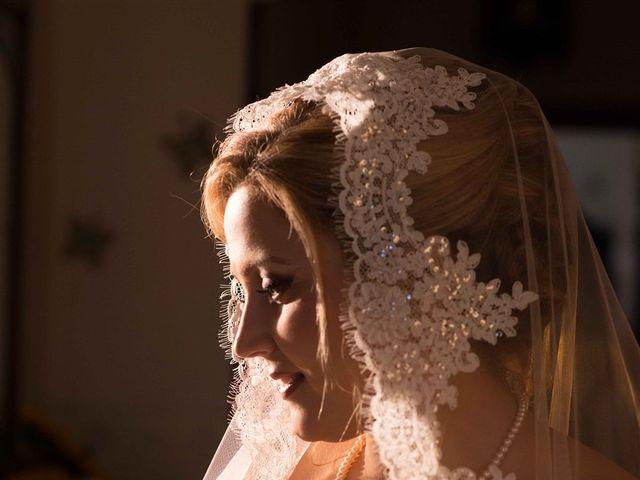 Il matrimonio di Elisabetta e Federico a Oria, Brindisi 4