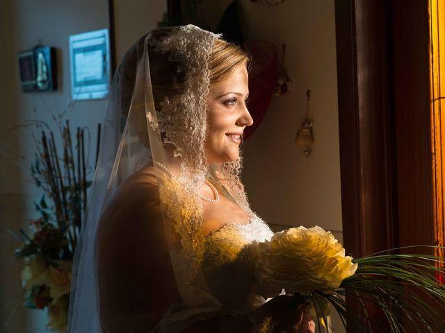 Il matrimonio di Elisabetta e Federico a Oria, Brindisi 6
