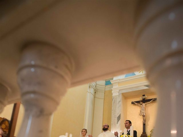 Il matrimonio di Elisabetta e Federico a Oria, Brindisi 9