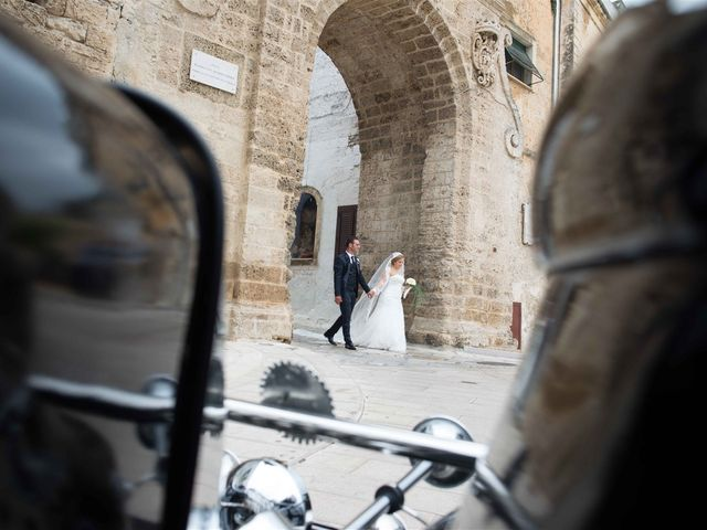 Il matrimonio di Elisabetta e Federico a Oria, Brindisi 10