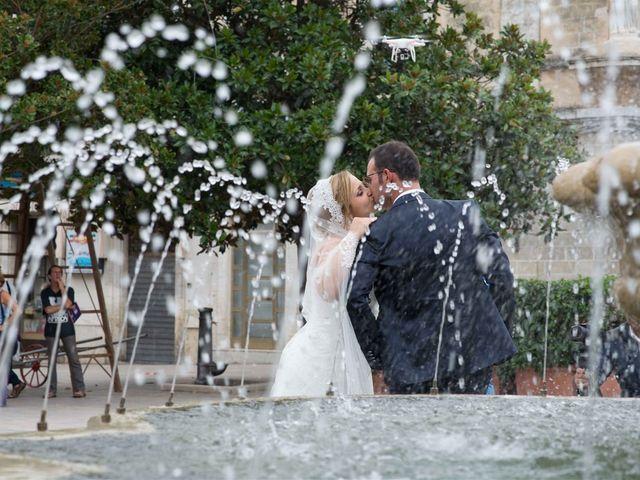 Il matrimonio di Elisabetta e Federico a Oria, Brindisi 12