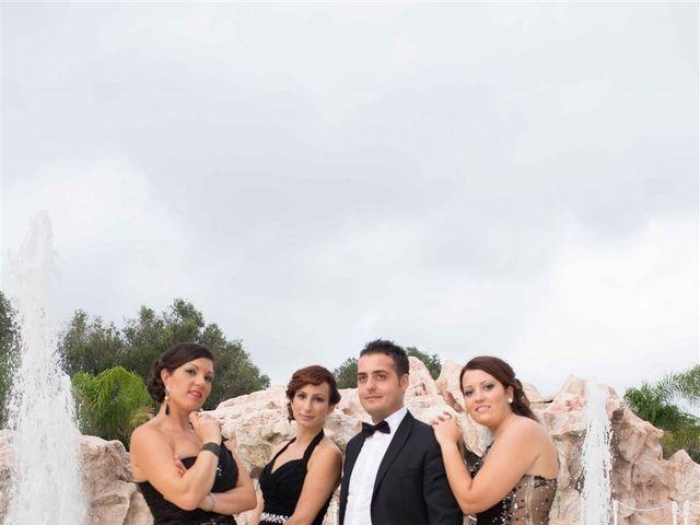 Il matrimonio di Elisabetta e Federico a Oria, Brindisi 15