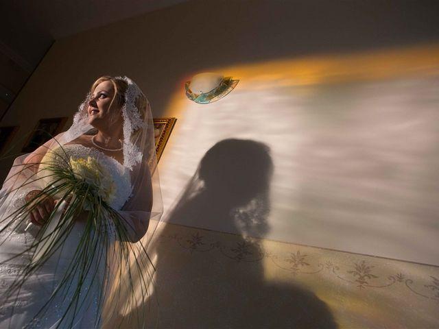 Il matrimonio di Elisabetta e Federico a Oria, Brindisi 23