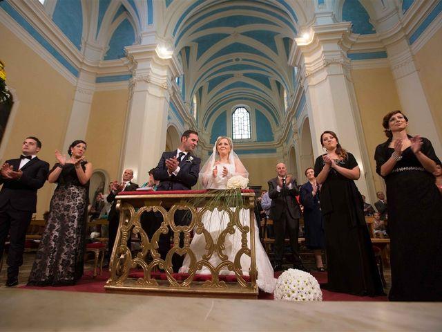 Il matrimonio di Elisabetta e Federico a Oria, Brindisi 25