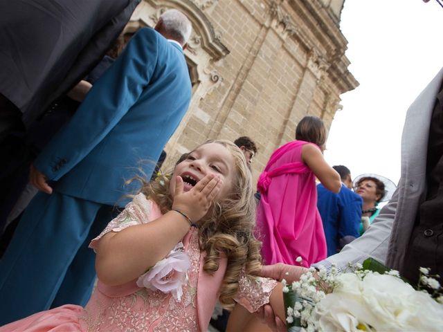 Il matrimonio di Elisabetta e Federico a Oria, Brindisi 27