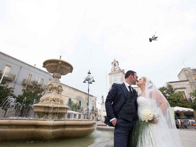 Il matrimonio di Elisabetta e Federico a Oria, Brindisi 30