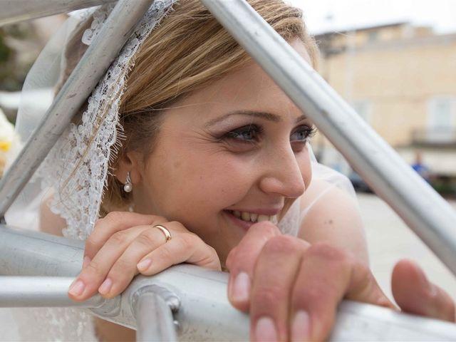Il matrimonio di Elisabetta e Federico a Oria, Brindisi 31