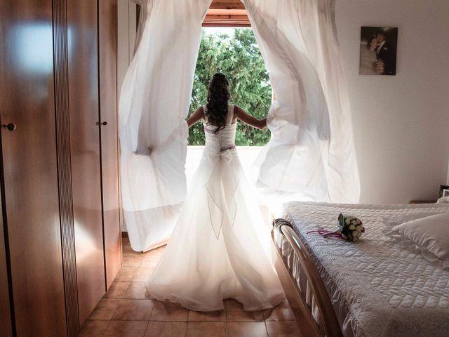 Le nozze di Valentina e Samuel